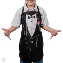 Mini avental bem legal - poderoso chefinho - Uatt