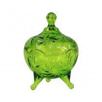 Mini bomboniere my lovely vidro verde ø 9cm - Bololô