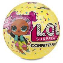 Mini Boneca Surpresa - LOL - Confetti Pop - Série 3 - Candide