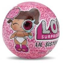 Mini Boneca Surpresa - LOL - Lil Sisters - Serie 2 - Candide -