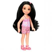 Mini Bonecas Família da Barbie Chelsea Club Mattel - Mattel