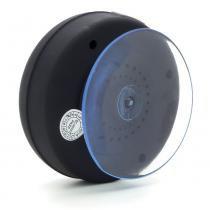 Mini Caixa de Som Portátil SP225 Bluetooth, À prova Dágua - Multilaser