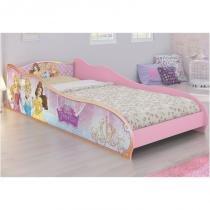 Mini Cama Infantil para Meninas Princesas Disney - Pura Magia - Pura Magia