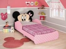 Mini Cama Pura Magia 70x150cm - Minnie Disney