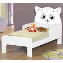 Mini Cama Simba - Branca - JM Barreto