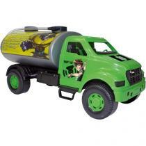 Mini Caminhão Infantil Ben 10 Tanque - Multibrink