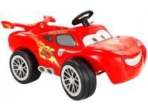 Mini Carro a Pedal Infantil Carros 2  - Relâmpago Mcqueen Bandeirante
