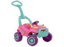 Mini Carro a Pedal Infantil - Smart Passeio & Pedal Bandeirante