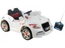 Mini Carro Elétrico Infantil Esport - com Controle Remoto Emite Sons Bel Brink