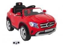 Mini Carro Elétrico Infantil Mercedes Gla - com Controle Remoto 2 Marchas Bandeirante