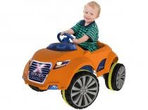 Mini Carro Elétrico Infantil X Rover 1 Marcha - Emite Sons Xalingo