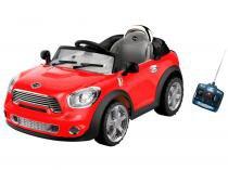 Mini Carro Elétricos Infantil 912300  - com Controle Remoto e Farol Bel Brink