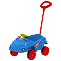 Mini Carro Infantil 1ª Infância - KidCar Passeio Bandeirante