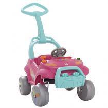Mini Carro Infantil Primeira Infância - Smart Passeio & Andador Bandeirante