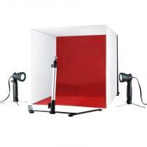 Mini Estúdio Tenda Fotográfica Portátil Completa - Zcod