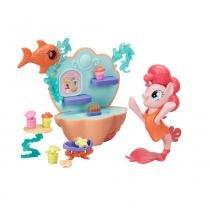 Mini Figura com Cenário - My Little Pony - Café no Fundo-do-Mar - Hasbro - Hasbro