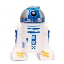 Mini Figura e Lanterna - Star Wars - R2D2 - DTC - Disney - DTC