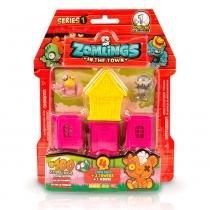 Mini Figuras Sortidas - Zomlings - Bairro Zombie - Fun -