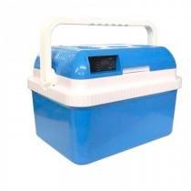 Mini Geladeira Automotiva Portátil 12V 13 Litros Lee Tools - Lee Tools