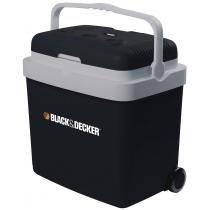 Mini Geladeira de Viagem 33L Carro Camping BDC33L Black  Decker - Sem voltagem - Black  Decker