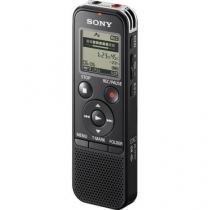 Mini Gravador Digital Sony ICD-PX240 com 4Gb de Memória Interna -