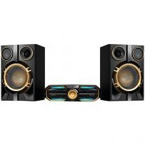 Mini Hi-Fi System Philips FX50X/78 USB Bluetooth com NFC Rádio AM/FM MP3 1000W -