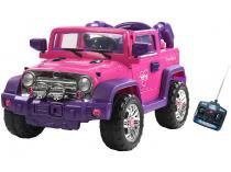 Mini Jeep Elétrico Infantil 927500 2 Marchas - Emite Sons Farol 12V Bel Fix