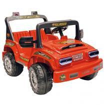 Mini Jeep Elétrico Infantil Two Position Tuareg - Biemme