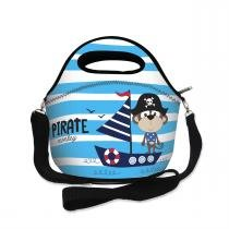Mini Lancheira Infantil - Pirate Monkey - Mf imports
