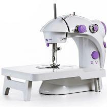 Mini Máquina de Costura com Iluminação - Bivolt - GT205 - Lorben