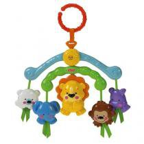 Mini mobile bichinhos fisher-price mattel r9681 035848 - Mattel