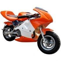 Mini Moto à Gasolina e â Óleo Barzi Motors R3 - 49cc