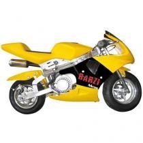 Mini Moto Barzi Motors BZ R3 49cc Freio à Disco - Velocidade Máxima 45km/h