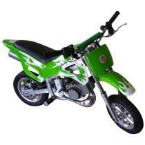 Mini Moto Cross à Gasolina e à Òleo Barzi Motors - Fire 49cc Velocidade Máxima 50 km/h