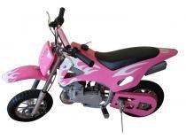 Mini Moto Cross BZ Fire 49cc Motor 2-Tempos - Velocidade Máxima 50km/h - Barzi Motors