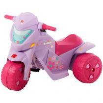Mini Moto Elétrica Infantil Banmoto G2 2 Marchas - 6V Bandeirante