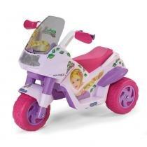 Mini Moto Elétrica - Raider Princess 6V - Peg-Pérego - Peg pérego