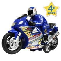 Mini Moto Infantil Racer - Lider Brinquedos