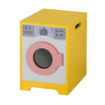 Mini Móvel Máquina de Lavar Infantil Siena Móveis Amarelo -