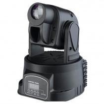 Mini Moving Head - 15 watts de potência - Lorben