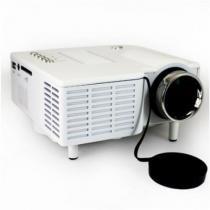 Mini Projetor LED UC 28 60 Polegadas - USB/HDMI/VGA - Mega page