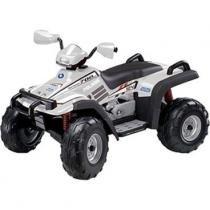 Mini Quadriciclo Elétrico - Polaris Sportsman 700 12V - Peg-Pérego - Peg pérego
