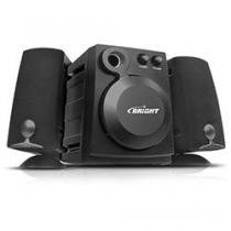 Mini Subwoofer USB Bright Preto - Bright