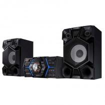 Mini System 1500 Watts RMS Samsung Bluetooth CD MP3 USB - MX-JS5000/ZD -