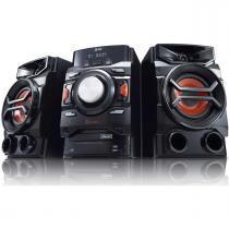 Mini system 220 watts com bluetooth cm4350 lg -