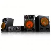 Mini System 2250 Watts RMS Lg AM/FM USB MP3 Bluetooth - CM8450 -