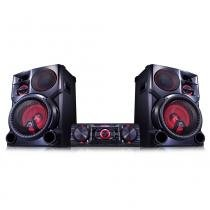 Mini System 2700w Usb Mp3 Bluetooth Cm9760 Lg - Lg