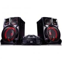Mini System 4100W USB MP3 Bluetooth CM9960 Abrallk LG -