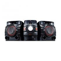 Mini System 440W USB/MP3/Bluetooth CM4450 Preto - LG - LG