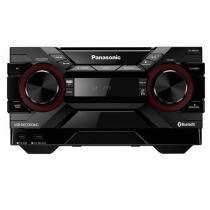 Mini System 450W Bluetooth CD USB SC-AKX220LBK - Panasonic -